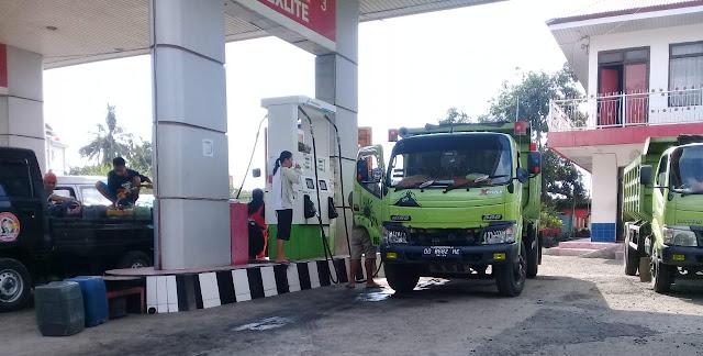 Tak Dilayani, Petani Bontoraja Kecewa Pembagian BBM Subsidi Di SPBU Bulukumba
