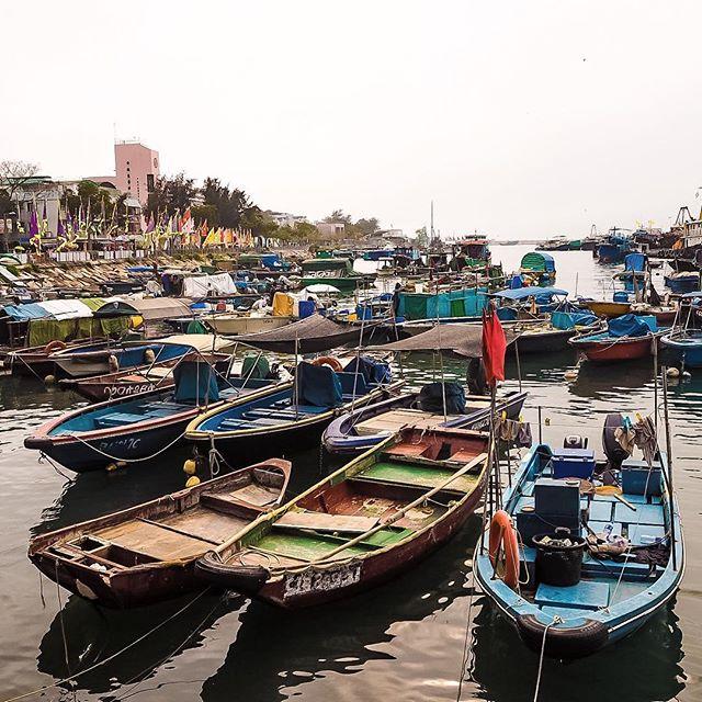 cheung chau island hong kong