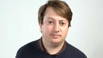 David Mitchell es el autor de Relojes de Hueso