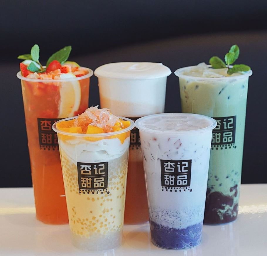 Sept. 21 | SweetHoney Dessert Chain From Hong Kong Grand Opens in Artesia - FREE DRINKS