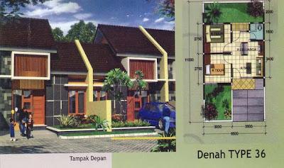 Rumah Tipe 36 Terbaru 2020