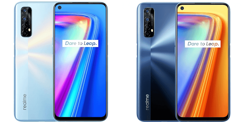 realme 7 with NFC announced too!