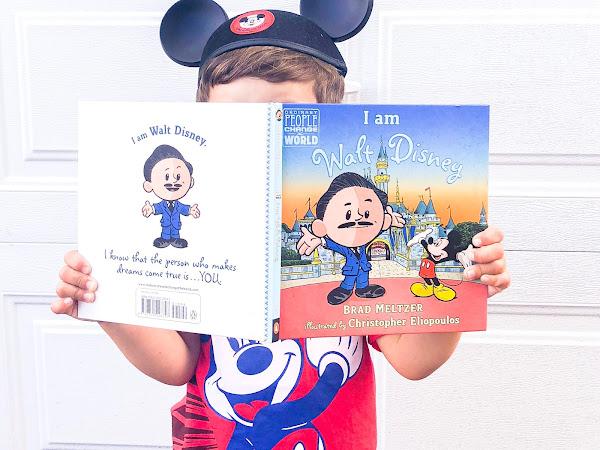 Who is Walt Disney?