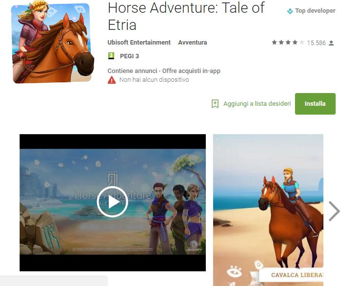 Soluzioni Horse Adventure: Tale of Etria livello 11 12 13 14 15 16 17 18 19 20 | Trucchi e Walkthrough level