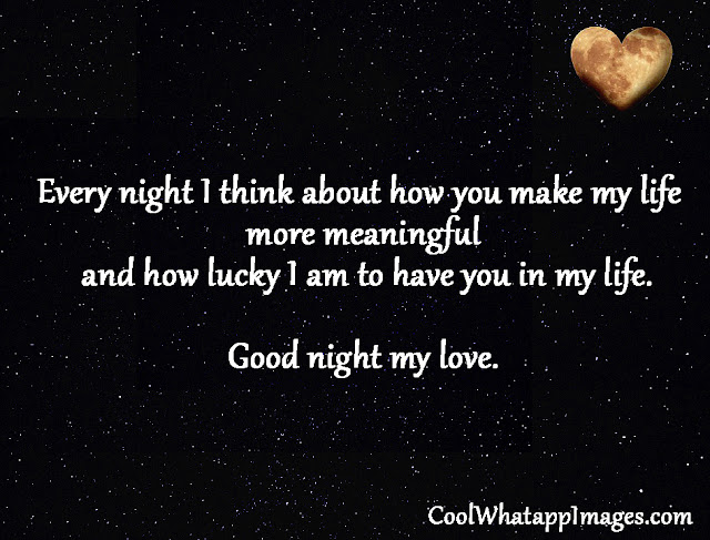 Goodnight Message Images for Whatsapp