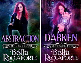 Books 3 & 4 of The Deadly Dreams Series on Amazon