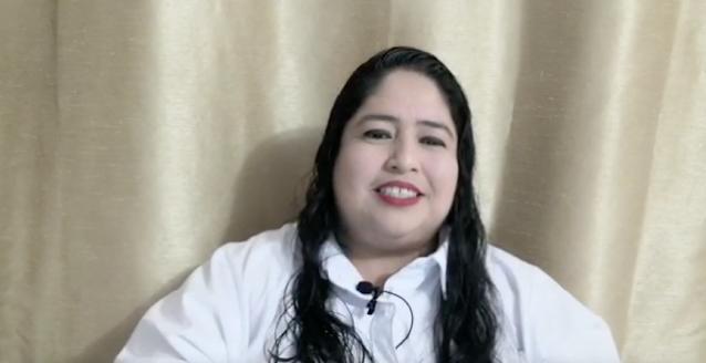 Nínive Zúñiga buscará de nuevo la alcaldía: se reunirá con sus 1,186 votantes