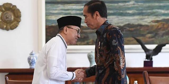 CLBK PAN dan Jokowi Mengancam Kursi Nadiem Makarim