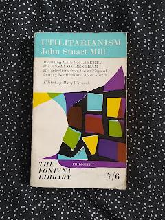 utilitarianism, philosophy, university