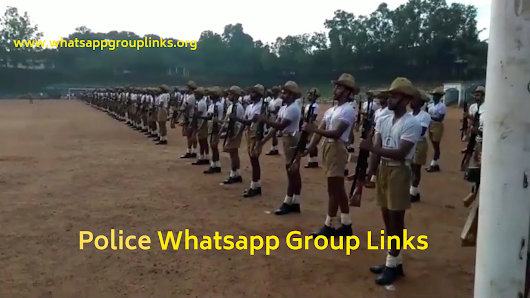 Join Police Whatsapp Group Links List