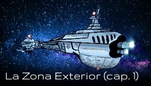 La Zona Exterior | Un universo completo que conjuga elementos de ópera espacial, ciencia ficción dura y ciberpunk.