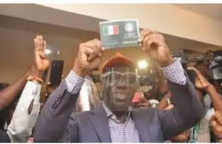 Gwamnan Edo Godwin Obaseki ya Sami tikitin takarar Gwamna a PDP