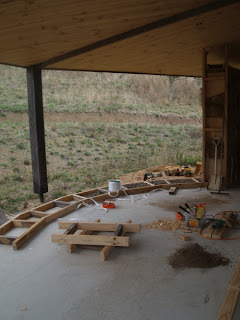 Building The Round Strawbale House And They Huffed And