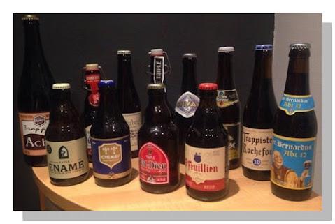 Bière belge d'abbaye