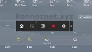 Windows 10's built-in Game bar