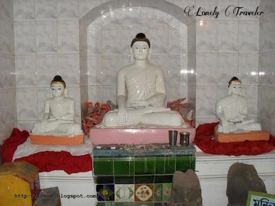 Buddhist Temple in Ramu - Cox's Bazar