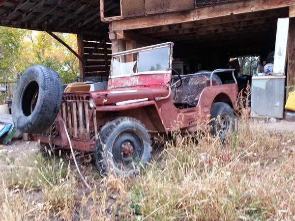restoration project cars 1945 jeep willys cj2a project. Black Bedroom Furniture Sets. Home Design Ideas