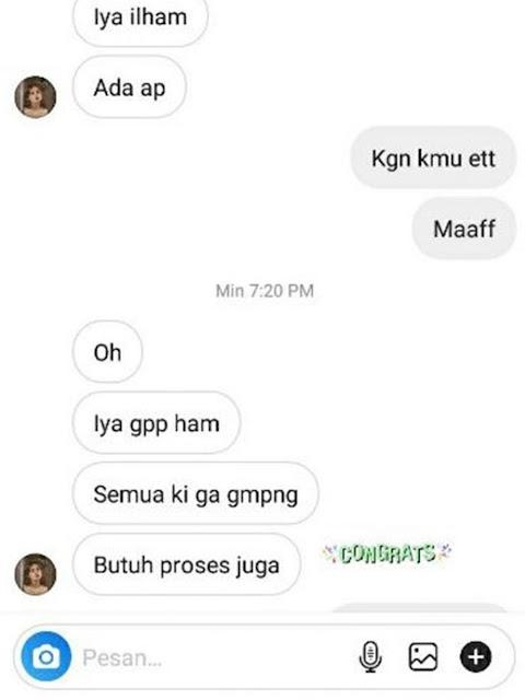 10 Chat Lucu 'Bilang Kangen Ke Mantan' Ini Bikin Gagal Move On