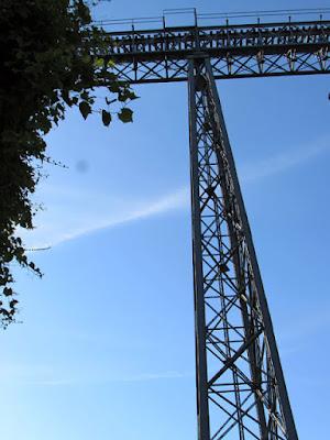 vista da ponte D. Maria Pia