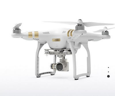 drone DJI Phantom 3 Series