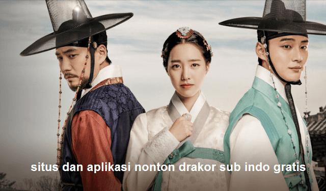 Nonton Drama Korea Sub Indo gratis di iPhone dan android