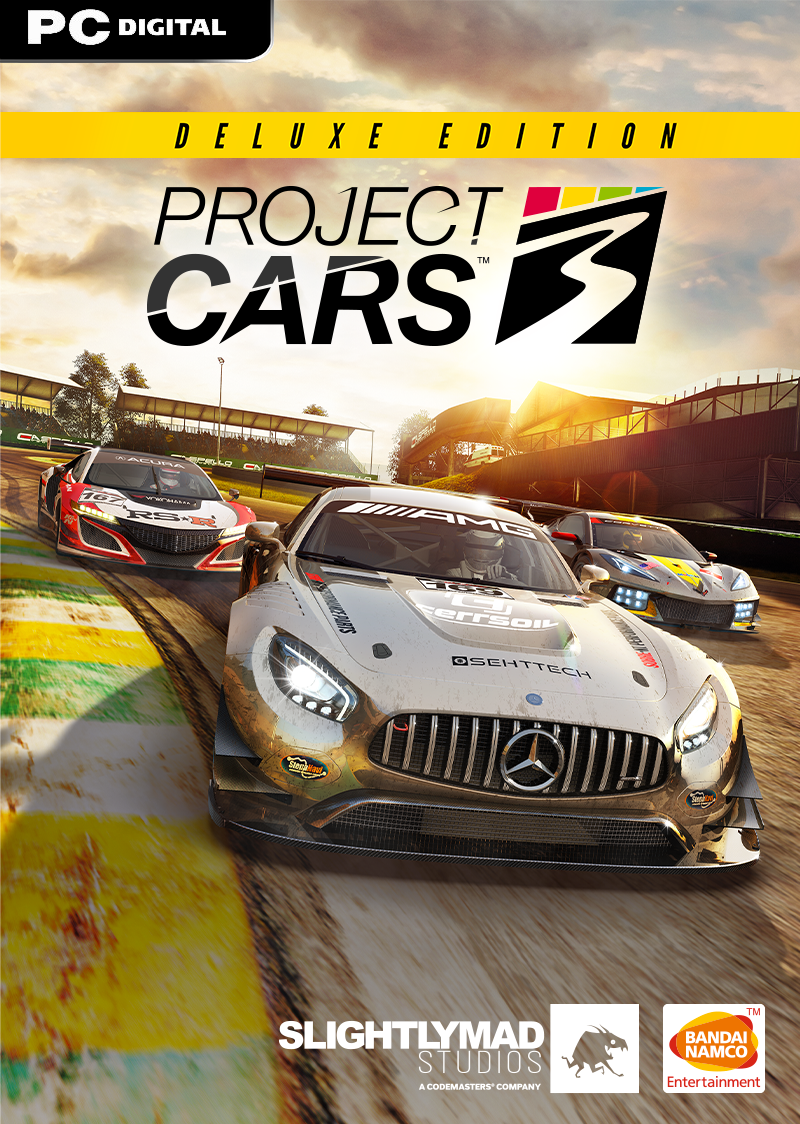 Project CARS 3 (PC) Torrent