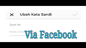 Cara Mengetahui Password Instagram Lewat Facebook