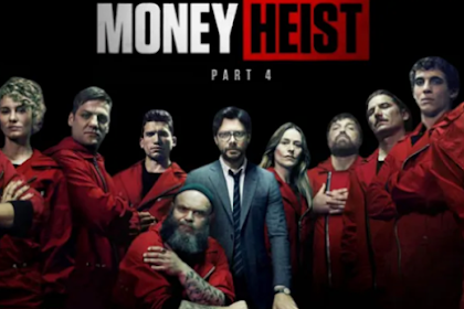 [Download Movie] : Money Heist - COMPLETE PART 4