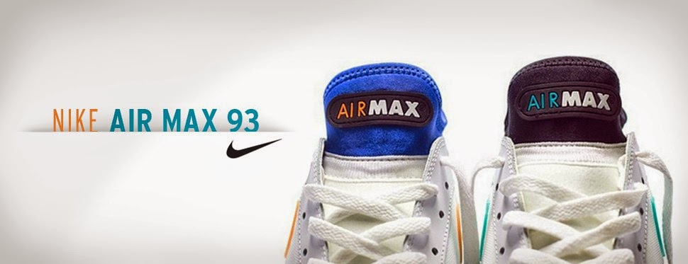 buy popular 64c07 8974b La Nike Air Max 93 OG disponible sur Basket4Ballers