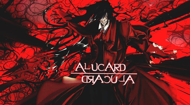 Alucard ( Hellsing ) - Top Immortal Anime Characters