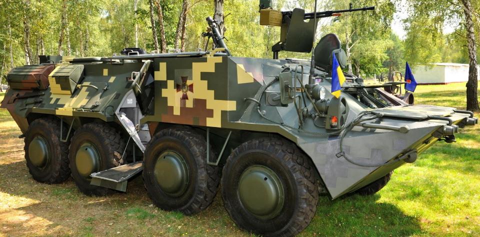 БТР-3М2