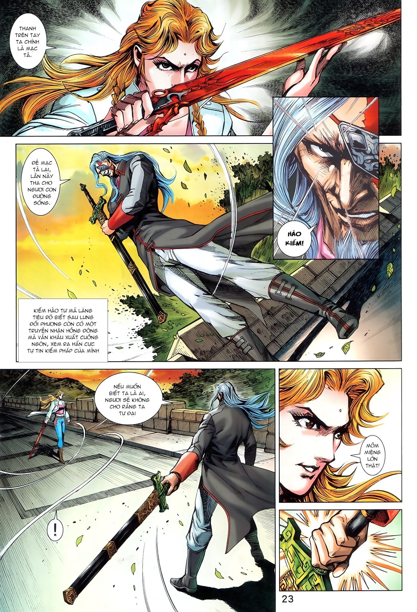 Tân Tác Long Hổ Môn trang 8
