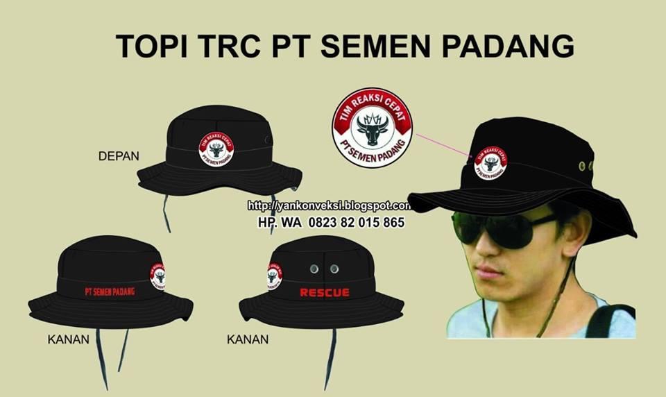 TOPI LAPANGAN TRC SEMEN PADANG