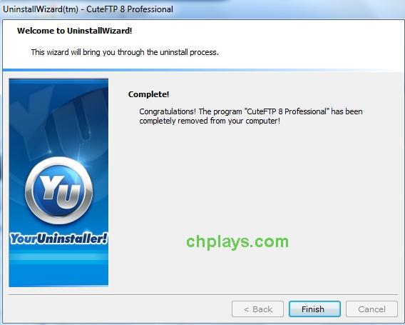 Cách sử dụng Your Uninstaller để gỡ ứng dụng đã cài đặt trên PC f