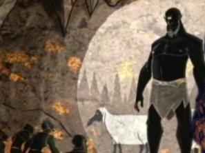 Polyphemus Raksasa Cyclops