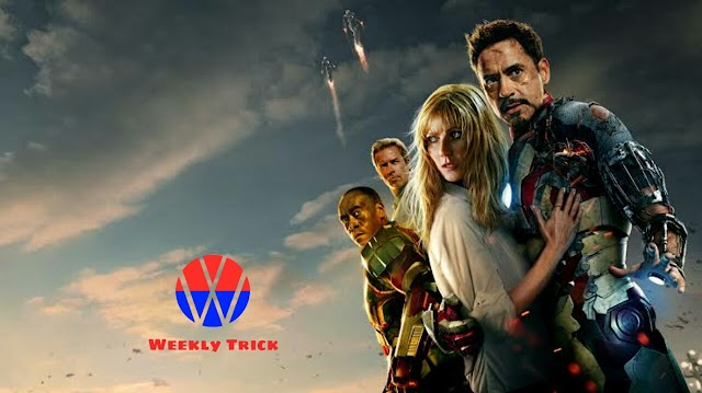 Iron Man 3 Hindi Dubbed Full Movie Leaked By Filmyzilla