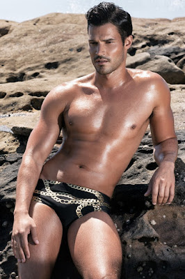 2Eros Cuban Swimwear Black-Gold Gayrado Online Shop 2
