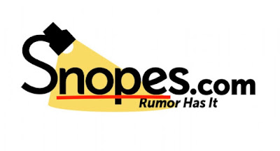 snopes fact-checking website a hoax