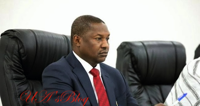 Malami reacts to 'purchase of N300m house for son,' wedding video