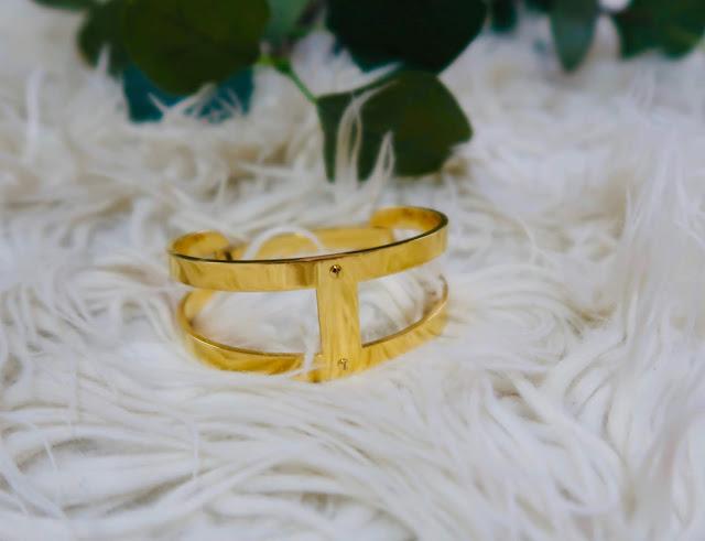 Noir Luxe bracelet