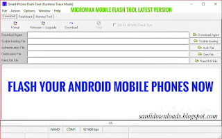 Micromax Phone Flash Tool Latest Version Without Box Free Download