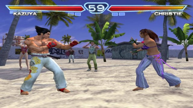 Download Tekken 4 PC Games Gameplay