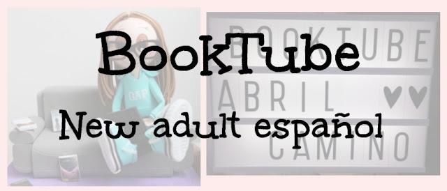 Booktube: ¡Lecturas para el verano! Romántica new adult española