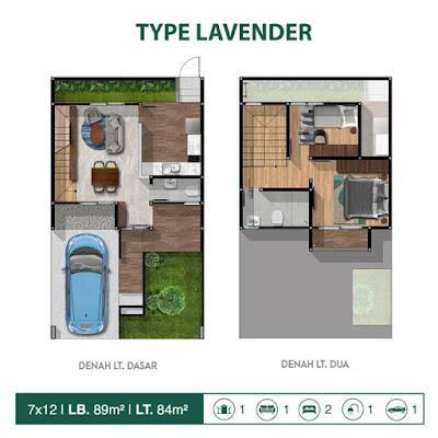 Type lavender
