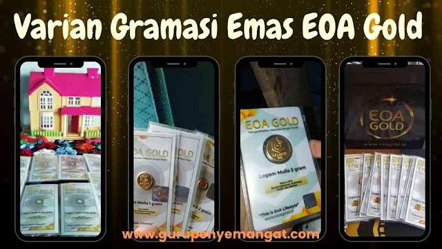 Varian Gramasi EOA Gold
