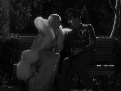 Carole Lombard and Fredric March in The Eagle and the Hawk (1933)