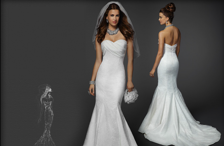 THE BUDGET BRIDES HANDBOOK: 2012 Wedding Collection From Bebe