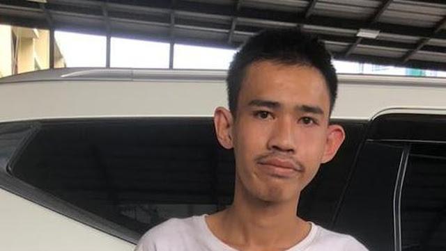 Tersangka ditangkap pada Jumat 1 Mei 2020, saat sedang akan menjual velg dan ban mobill milik korban. #PerampokanTaksiOnline