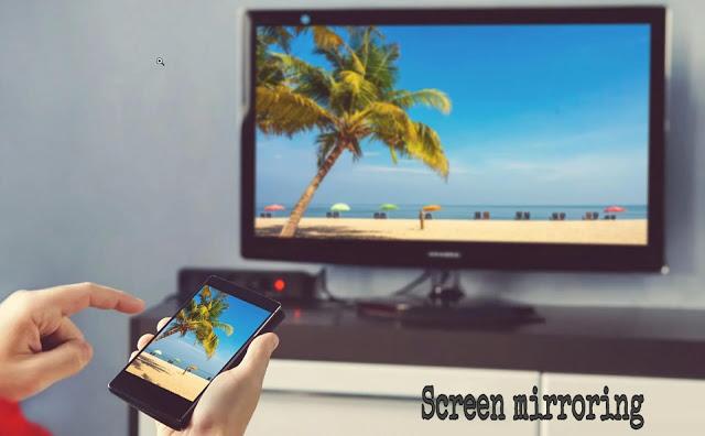عرض شاشة الهاتف على التلفزيون+طريقة لأجهزة التلفزيون القديمة