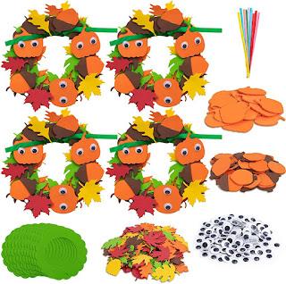 Fall Pumpkin Craft Kit
